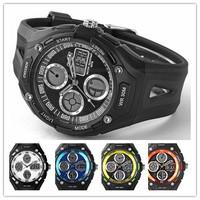OHSEN Fashion Sport  Watch Men Quartz Wristwatch Dive Watches  Chrisrtmas Gift
