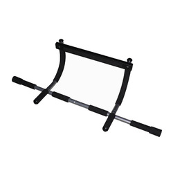 New 4PCS/LOT Black Body Fitness Exercise Home Gym Gymnastics Door Pull up bar Push Portable Chin up bar WITH Ab Starps(130326)(China (Mainland))