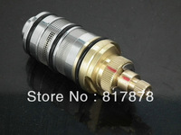 Brass Thermostatic Cartridge Valve inductor Control the Mixing Water Temperature Free Shipping yf08