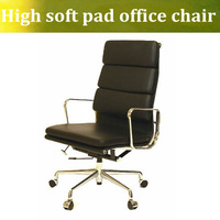 High quality Eames Soft pad Group Aluminium High back Office Chair,eames soft pad chair
