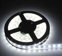 5m 300Led 5050 12V LED Strip Flexible Light 60led/m Non-waterproof white/red/green/blue/yellow Ribbon Xmas Light Free Shipping