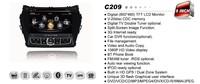 Car DVD Player autoradio GPS for Hyundai IX45 Santa Fe 2012 2013 +3G WIFI + V-20 Disc + 1GB cpu+ DDR 512M RAM + A8 Chipset