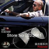High Quality! 2013 Brand Fashion classics Men/ beckham sunglasses designer driving polarizer sunglass Free shipping MT429
