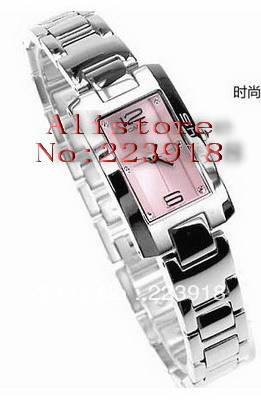 free shipping wholesale Fashion square watch New design arrival with high quality quartz movement watch(China (Mainland))