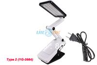Rechargeable Adjustable Folding Energy-Saving SMD LED Table Desk Lamp Light