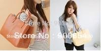 2013Hot Elegant Women Bags Handbag Lady PU Handbag PU Leather Shoulder Bag Handbags Free Shipping Factory Price Wholesale