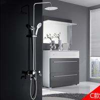 Bathroom shower set copper shower BR-FA-3025