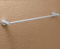 Space aluminum bathroom single towel rack towel rack towel bar circle solid thickening  BR-FA-5223