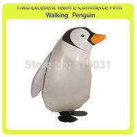 walking penguin pet balloon free shipping mix order 100pcs/lot