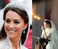 Luxury Princess Bridal Crystal Tiara Crown Rhinestone Hair Accessories For Wedding Tiaras Pageant Hair Jewelry Hairwear WIGO0124