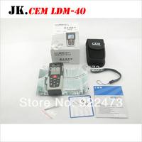 D003 CEM LDM-40 laser distance meter laser rangefinder measure 0.05 to 40m(0.16ft to 131ft)