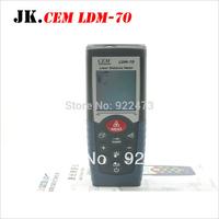 D005 CEM LDM-70 laser distance meter laser rangefinder measure 0.05-70m
