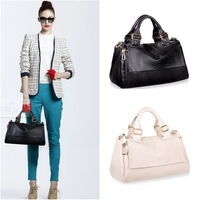 HOT Sale New Fashion Women Snakeskin line Leather Totes Shopper Handbag Shoulder Bag