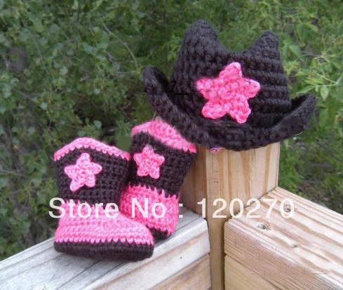 Compra crochet cowgirl hat online al por mayor de China ...