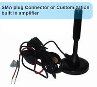Wholesale Mobile Car TV Digital antenna Fit to DVB-T and ISDB-T with Amplifier