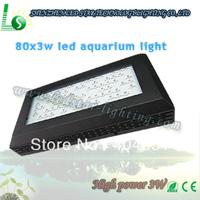 hot sale 240w led coral reef aquarium lights FREE SHIPPING