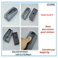 """10 pieces a lot  plastic enclosure for door entrance guard    GE-9   119x54x25mm  4.69""""x2.13""""x0.98"""""""