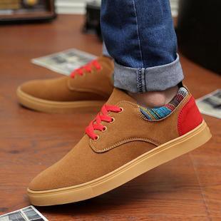 2014 новое поступление холст обувь для парня разноцветные свободного покроя обувь XMR014