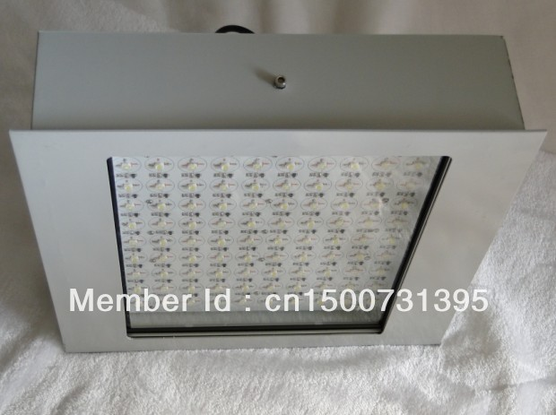 BRAND NEW 85W LED CANOPY LIGHT FOR LOBBY WAREHOUSE WORKSIP GAS STATION AVAILABLE FOR AC 85V TO 265V WHITE(China (Mainland))
