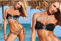 2013 new Brand Swimwear women Bikini Sexy,free shipping women floral swimwear ,bathing suit ,sexy Swimsuit