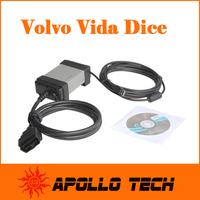 VOLVO professional universal diagnostic tool interface latest volvo tool software version Free ship vida dice Volvo vida dice