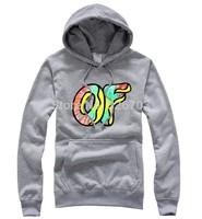 OFWGKTA GOLF WANG Brand Hip Hop Skateboard Odd Future Donut Autumn/Winter Men and Women Design Hoodies Sweatshirt Pullover