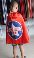 Custom children cloak,cape,International children's day, Christmas Halloween costumes,theatrical performances L50*70CM