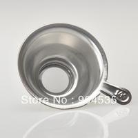 Free Shipping 5pcs/lot Metal tea strainers Chinese tea stainless steel Coffee & Tea Tools
