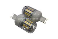5Pcs/Lot SMD 5050 27 LED 200-240V LED Spot Light 4watt G9 Bulb Lamp Cold white / Warm White 360 Degree Free Shipping  2#