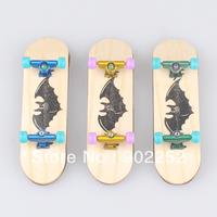 wood finger skateboard, baishuan finger skateboards,without bearing,opp packing