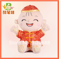 Very high quality soft plush toys stuffed plush toys plush dolls toy chinese ethnic doll 2styles Free shipping