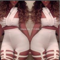 2014 New women Black and White Patchwork Slim Vintage Elegant Summer Sleeveless dress O-Neck Dresses