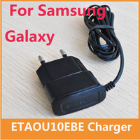 Free shiping, 20pcs For Samsung Galaxy S S2 S3 Note I9100 I9300 I9220 Travel Adapter Charger EU Plug Micro USB ETAOU10EBE