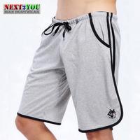 Free Shipping!!-Men's Cotton Shorts/Men Boxer Shorts/New Men Shorts/6 Colors+Mix Order (N-482)