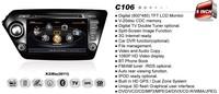 "7"" Car DVD Player autoradio GPS navi for KIA k2 RIO 2011 - 2012 + 3G WIFI + V-20 Disc +1GB cpu + DDR 512M RAM + DVR + A8 Chipset"