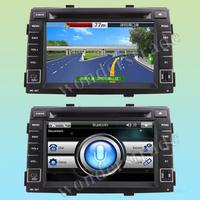 "7"" CAR DVD PLAYER autoradio GPS navigation for Kia Sorento 2009 2010 2011 / Russian language / 3g internet / Free map"
