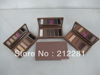2013 Factory Direct! new hot ND BASICS EYESHADOW/EYE SHADOW palette (3pcs) 3 color!