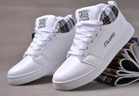 B 2014 New Style Causal Men's Skate Fashion Trainers Men's Skating Shoes Men Sneakers Free Shipping