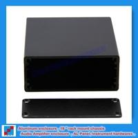 (5 pcs ) 64*23.5*65mm(WxHxD) NEW DIY Aluminum Project Box Enclosure Case Electronic