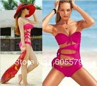 Sexy bikini hollow design bathing suit bikini swimsuit