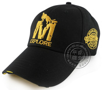 Free shipping 2013 Fashion COOL men women letter M Wolf sports baseball cap couple leisure unisex hiphop hip-hop snapbacks hat