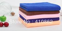microfiber towel  dry hair towel car wash towel , SPA towel soft 30*70cm 65g