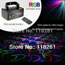 rgb laser promotion