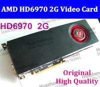 Original AMD Radeon HD 6970 2 GB GDDR5 SDRAM PCI Express x16 HD6970 VIDEO CARD GRAPHIC CARD
