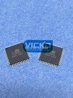 AT89S52-24AU AT89S52 TQFP 8-bit Microcontrollers - MCU 8kB Flash 256B RAM 33MHz 4.0V-5.5V 50PCS/LOT & Free Shipping