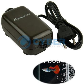 2.5W Aquarium Fish Tank Air Pump Water Oxygenation Pump 1.8L/M  220V-240V TK0670