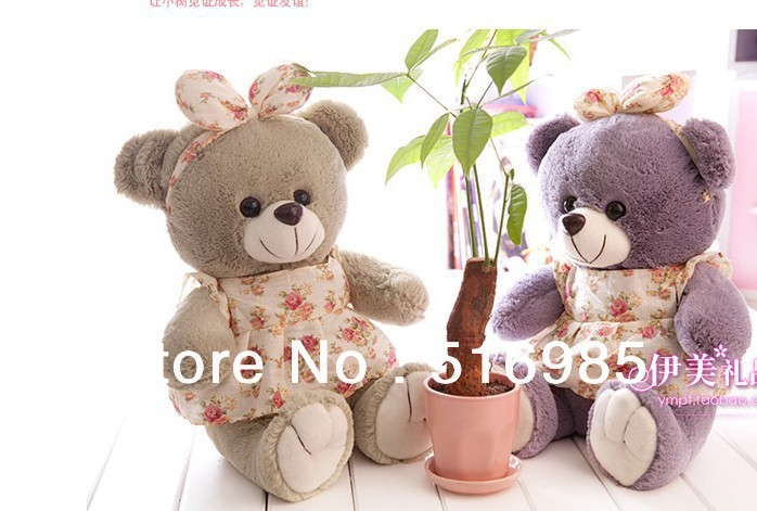 Graduation gift free shipping plush toys birthday gift giant stuffed animals cheap graduation teddy bears funny stuffed animals(China (Mainland))