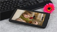 7 inch tablet PC via 8850 capacitance screen multicolor optional HDMI USB android 4.1 system
