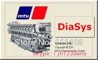 MTU DIAGNOSTIC SOFTWARE with the newest MTU DiaSys 2.55 version
