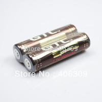 GTL 18650 3000mAh Protected 3.7V Battery(2-Pair)+ Free shipping